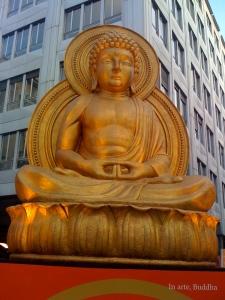 In arte, Buddha